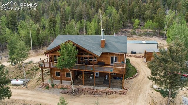 1677 Pulver Road Lake George, CO 80827