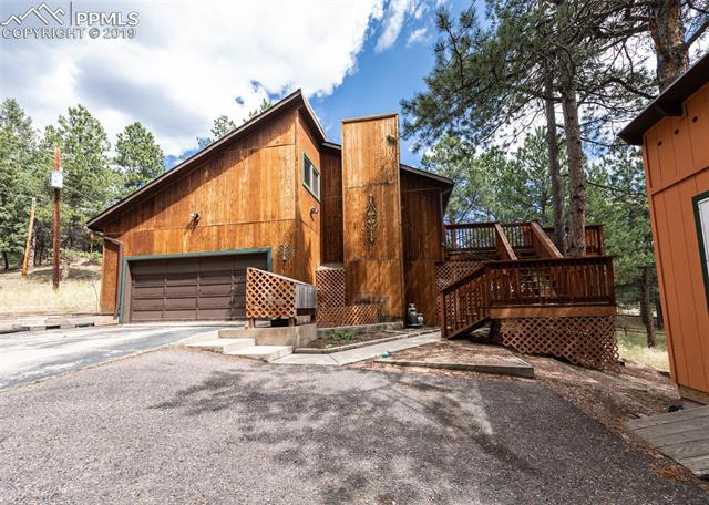 200 E Lovell Gulch Road Woodland Park, CO 80863