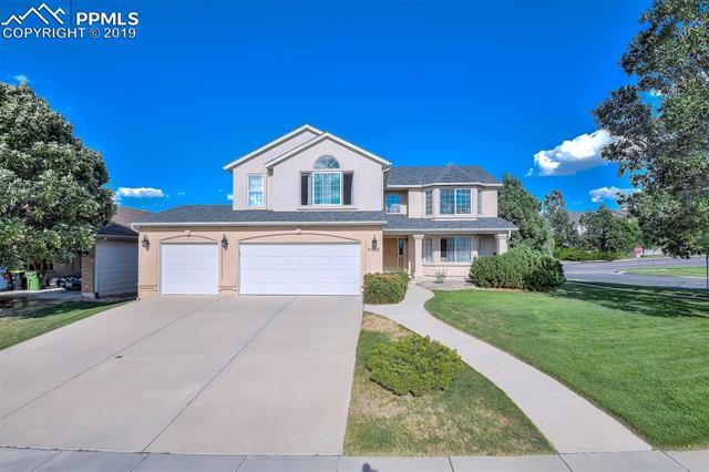 9225 Gingerhill Court Colorado Springs, CO 80920