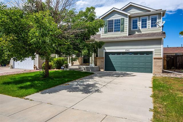 2342 Woodpark Drive Colorado Springs, CO 80951