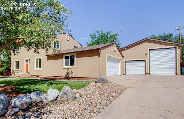 1312 Mount View Lane Colorado Springs, CO 80907