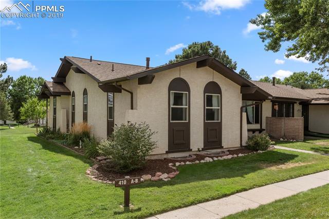 410 Valley Hi Circle Colorado Springs, CO 80910