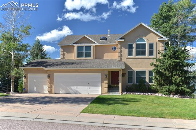 15845 Holbein Drive Colorado Springs, CO 80921