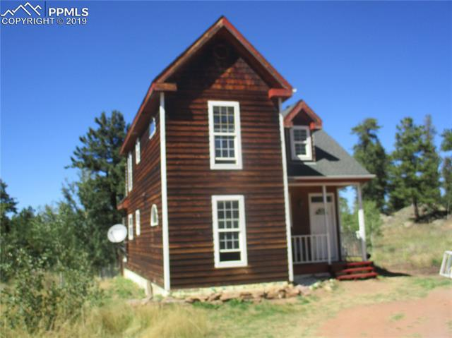 65 Spanish Bit Drive Lake George, CO 80827