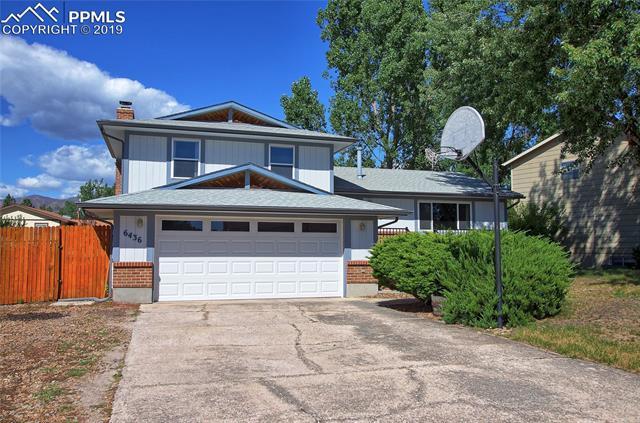 6436 Dewsbury Drive Colorado Springs, CO 80918