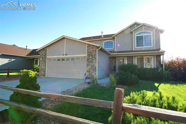 7585 Sun Prairie Drive Colorado Springs, CO 80925