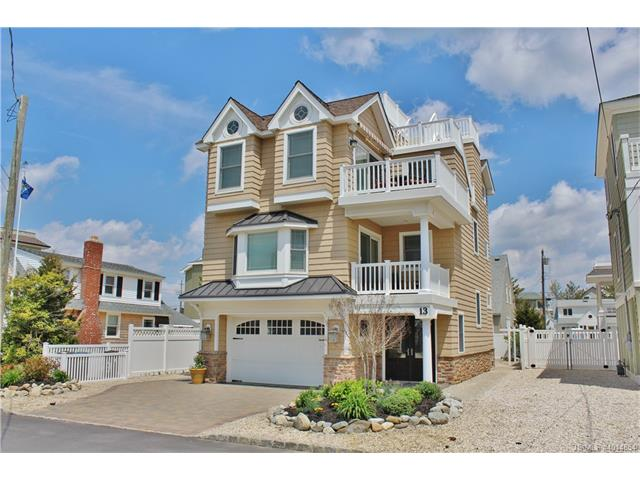 13  33rd Street Long Beach Twp, NJ 08008