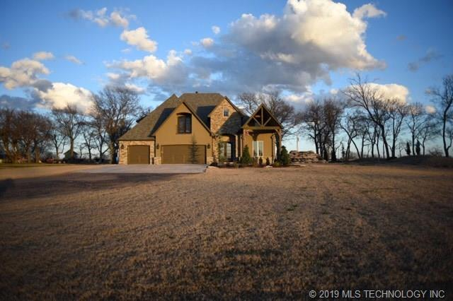 1750 N 180 Road Mounds, Ok 74047