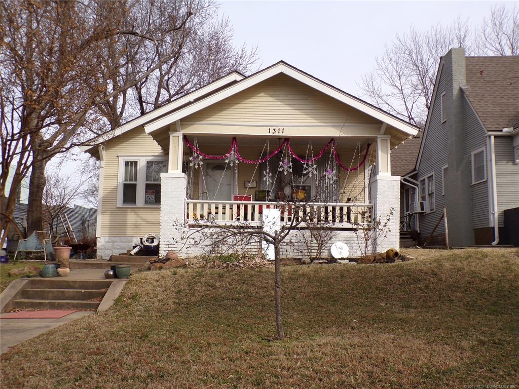 1311 S Saint Louis Avenue Tulsa, Ok 74119