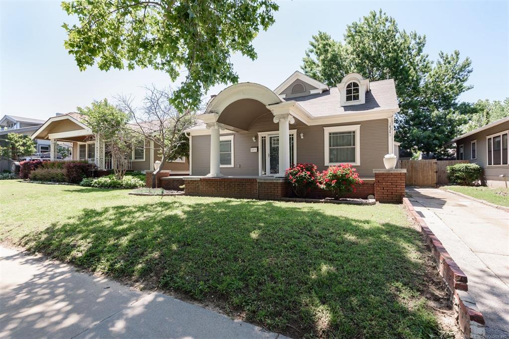 1824 E 16TH Place Tulsa, Ok 74104
