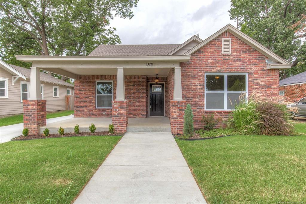 1328 S Florence Place Tulsa, Ok 74104