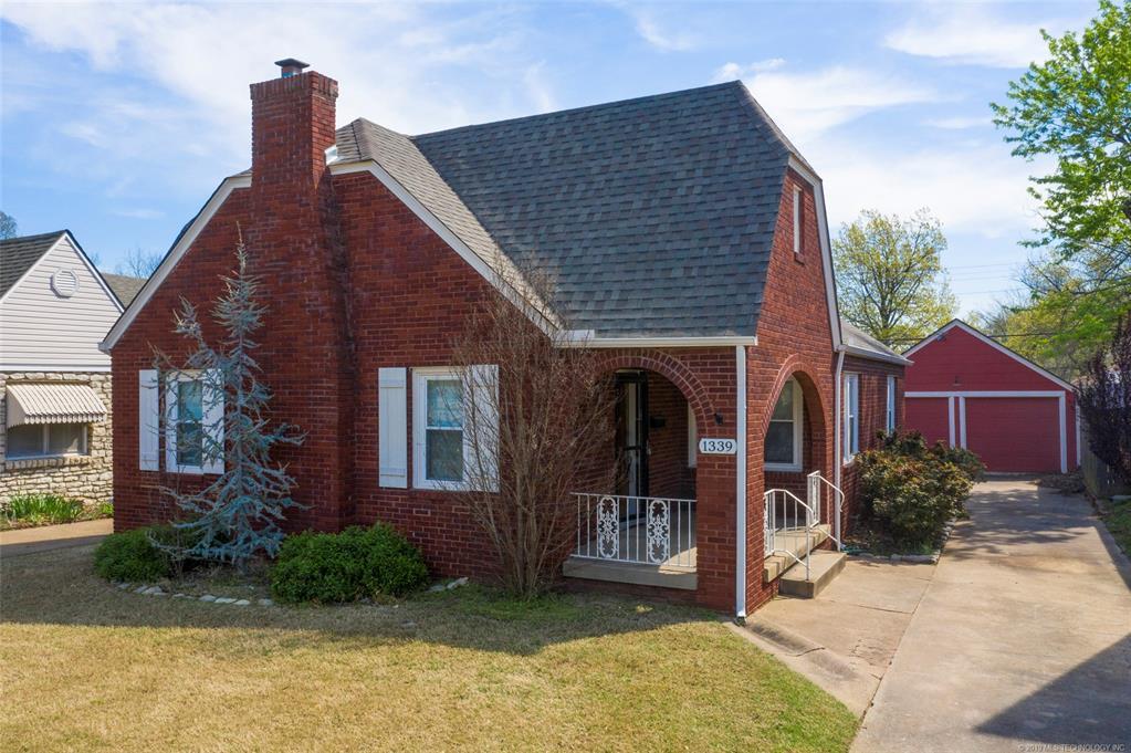 1339 S Jamestown Avenue Tulsa, Ok 74112