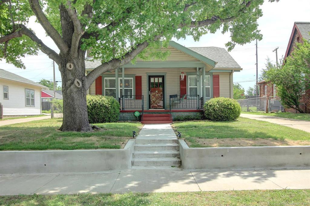 1619 S Gary Place Tulsa, Ok 74104