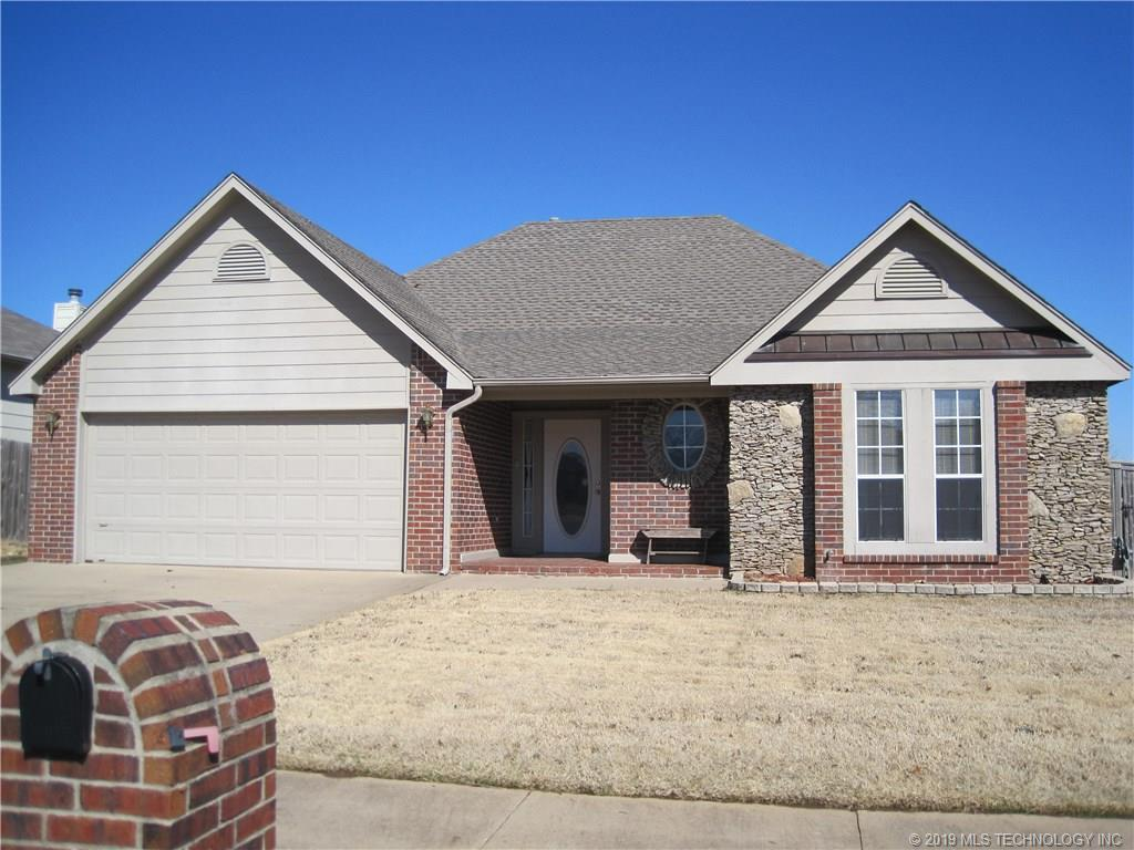 603 W 118TH Street Jenks, Ok 74037