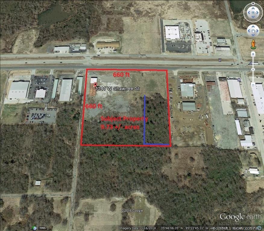 1341 W Shawnee Bypass Muskogee, Ok 74401
