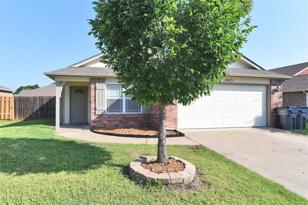 4013 W 103RD Place Jenks, Ok 74037