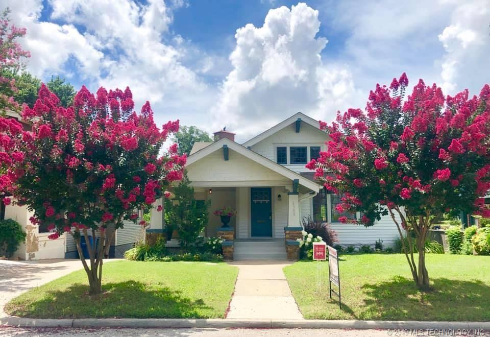 1508 S Elwood Avenue Tulsa, Ok 74119
