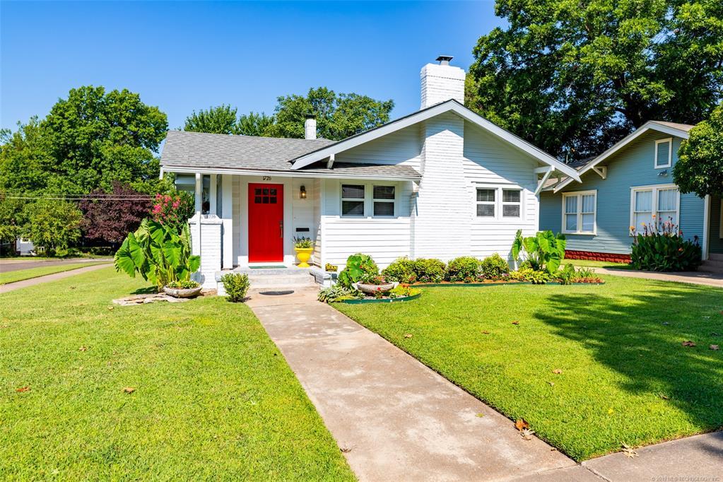 1726 S Yorktown Avenue Tulsa, Ok 74104