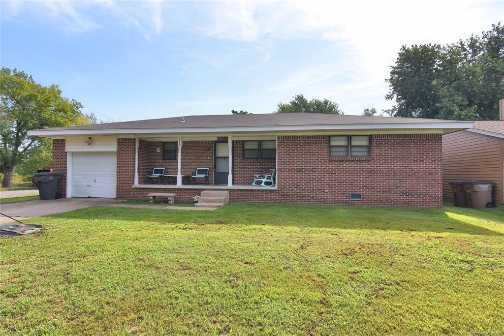219 N Elgin Avenue Sperry, Ok 74073