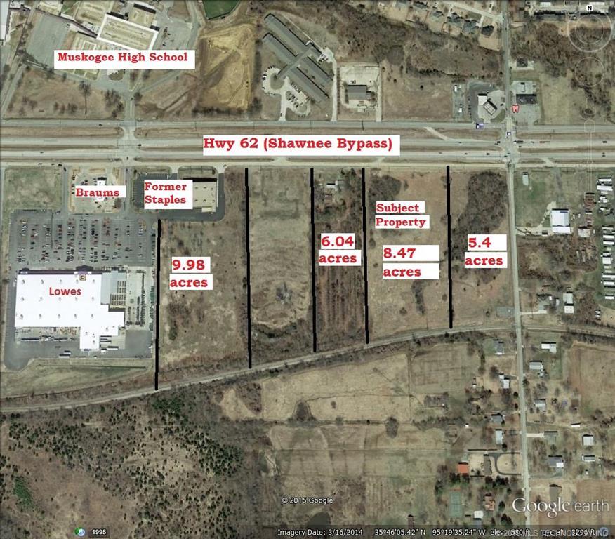 3401 E Shawnee Bypass Muskogee, Ok 74403