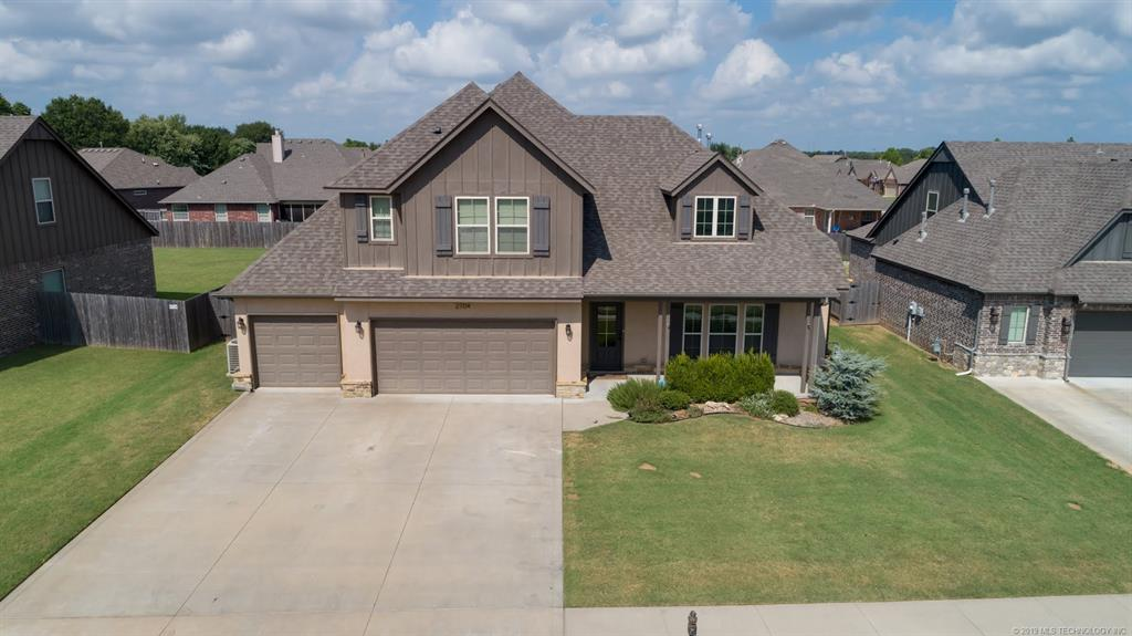 2704 W Little Rock Place Broken Arrow, Ok 74011