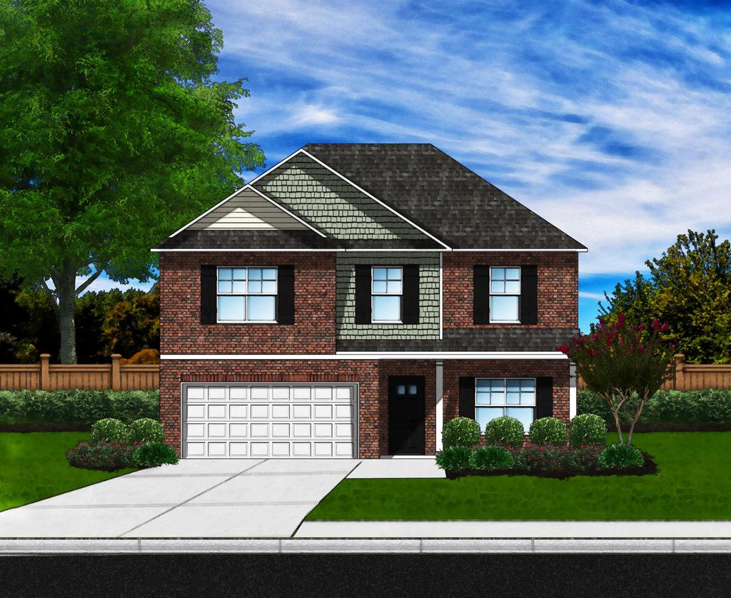 2100 Indiangrass Cove (lot 119) Sumter, SC 29153