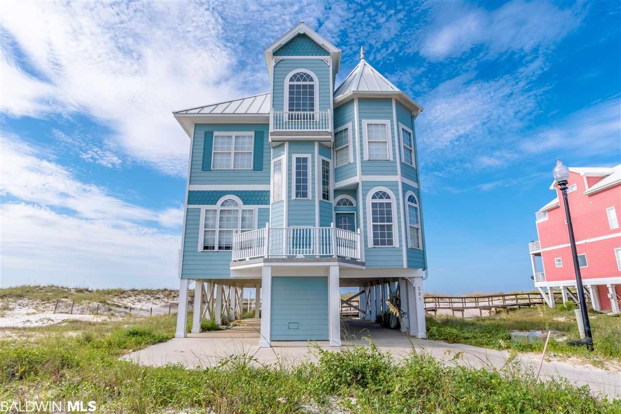 221 Dune Drive Gulf Shores, AL 36542
