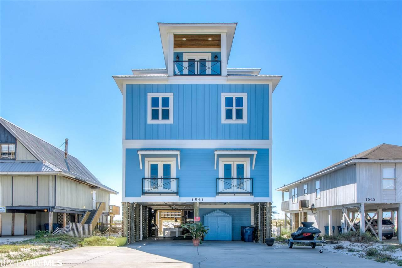 1541 W Beach Blvd Gulf Shores, AL 36542