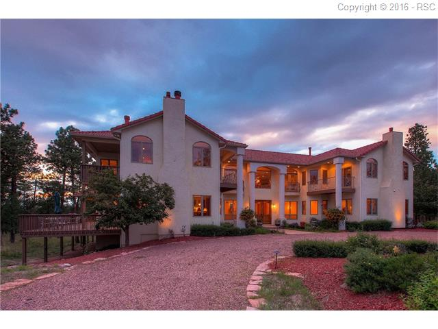 1110  Cambrook Court Monument, CO 80132