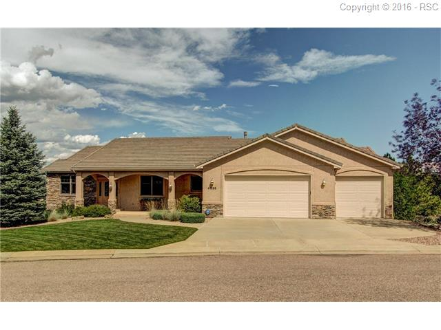 4835  Linfield Court Colorado Springs, CO 80918