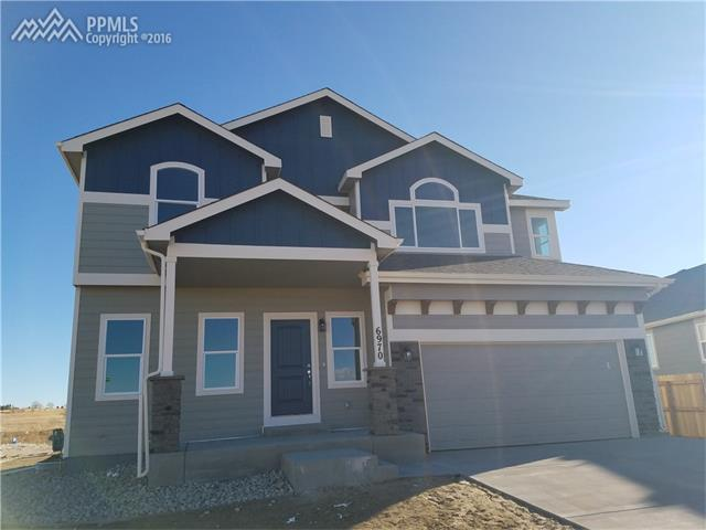 6970  Phantom Way Colorado Springs, CO 80925