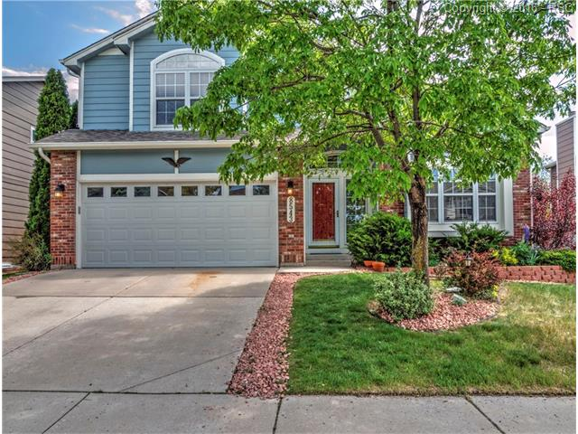 8543  Gatewick Drive Colorado Springs, CO 80920