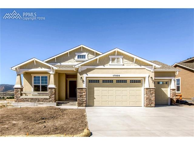 17956  Gypsum Canyon Court Monument, CO 80132