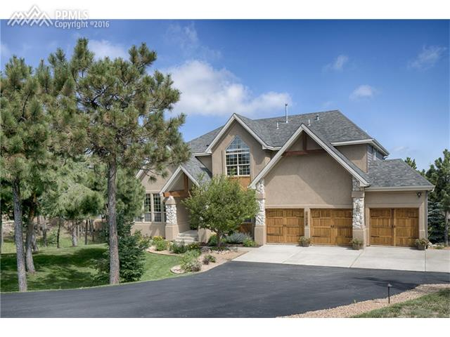 17608  Saddle Ridge Court Monument, CO 80132