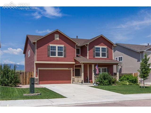 9275  Sand Myrtle Drive Colorado Springs, CO 80925