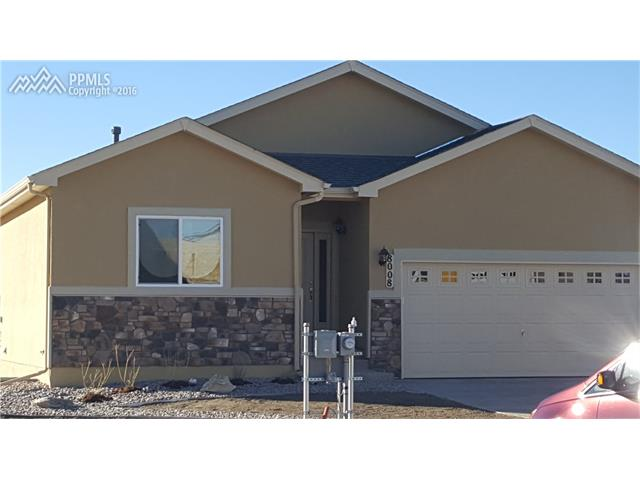 8008  Codrington Place Colorado Springs, CO 80908