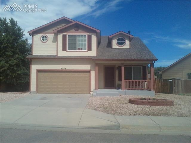 8853  Langford Drive Fountain, CO 80817