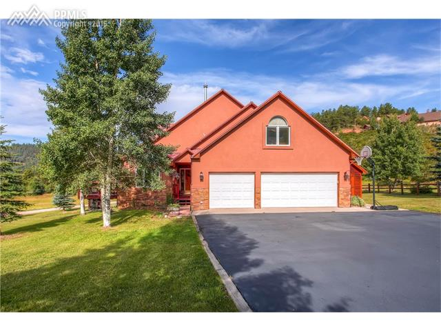 620  Sun Valley Drive Woodland Park, CO 80863
