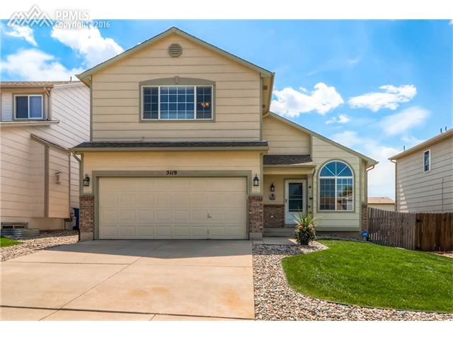 5119  Chaise Drive Colorado Springs, CO 80923