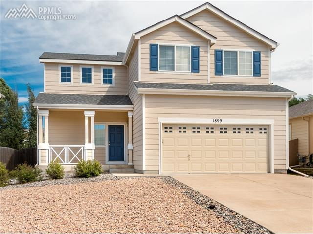 1899  Woodpark Drive Colorado Springs, CO 80951