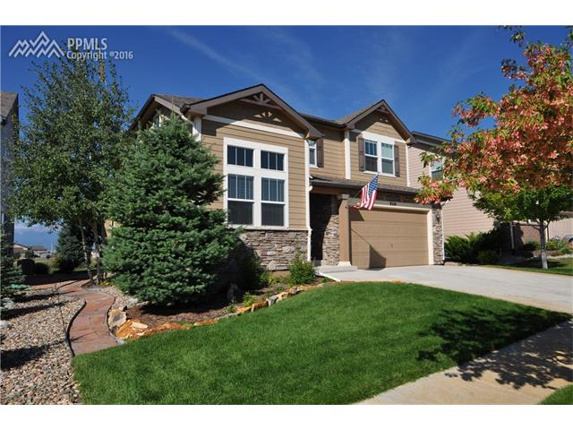 9310  Sky King Drive Colorado Springs, CO 80924