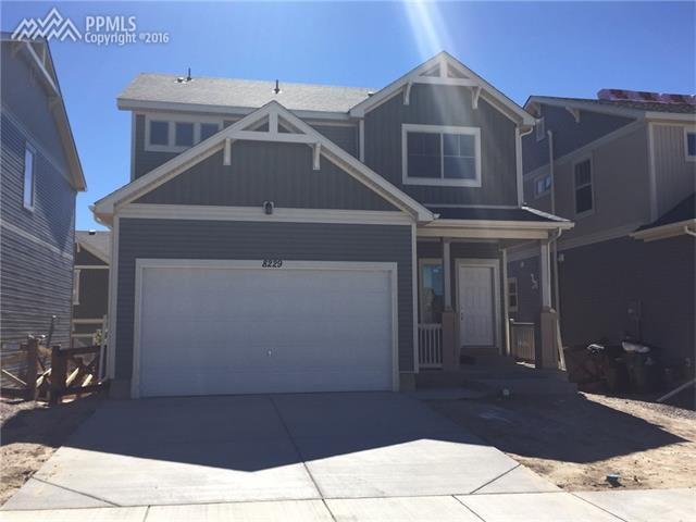 8229  Cypress Wood Drive Colorado Springs, CO 80927