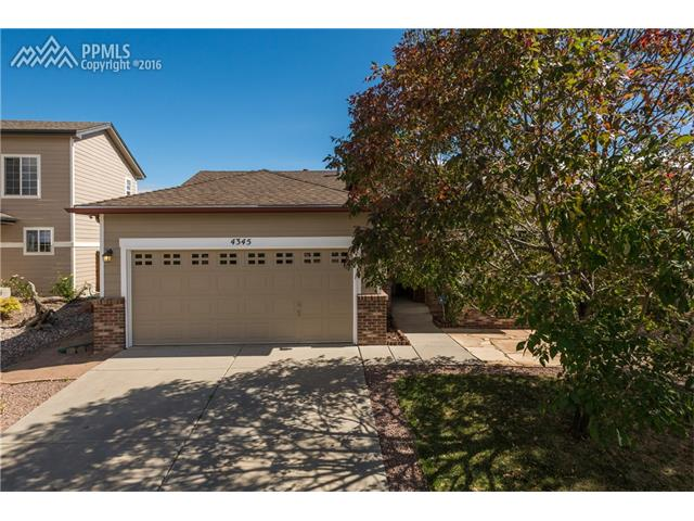 4345  Ranch Creek Drive Colorado Springs, CO 80922