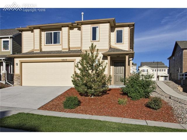 3843  Papuan Drive Colorado Springs, CO 80922