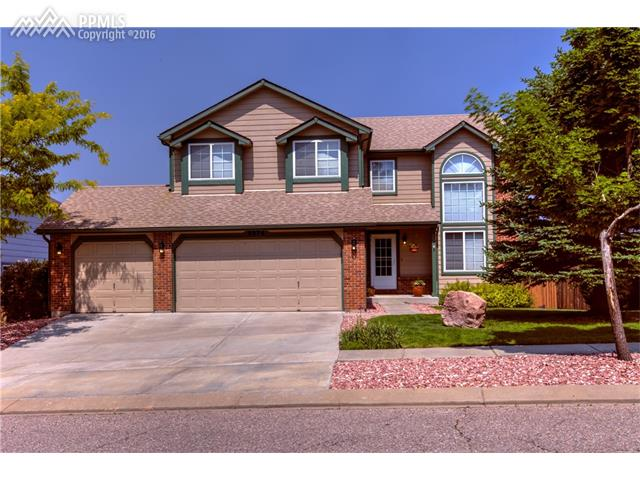 8274  Radcliff Drive Colorado Springs, CO 80920