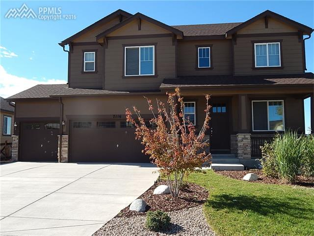 7116  Mountain Spruce Drive Colorado Springs, CO 80927