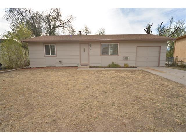 2530  Nadine Drive Colorado Springs, CO 80916