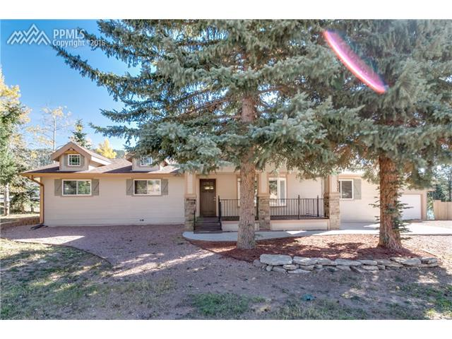 317 N Boundary Street Woodland Park, CO 80863