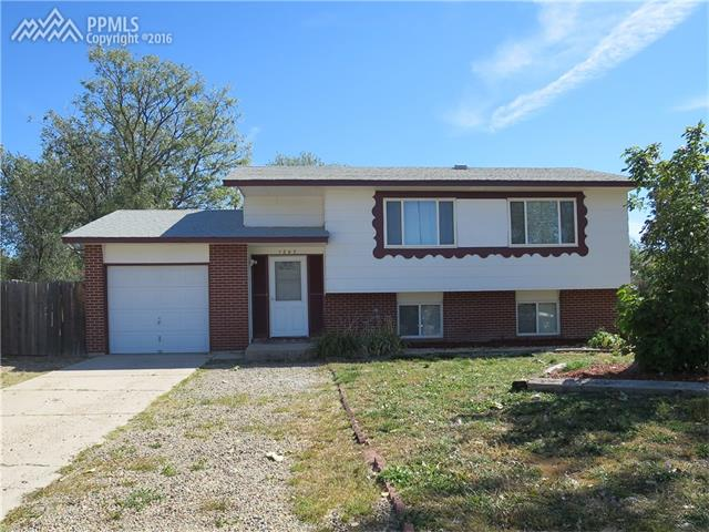 1247  Nokomis Drive Colorado Springs, CO 80915