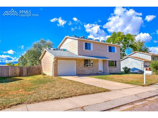 5010  Sonata Drive Colorado Springs, CO 80918